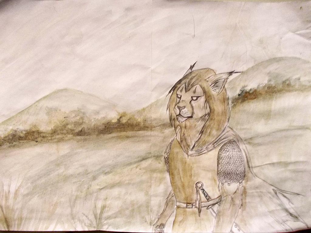Protagonist by alekksandar