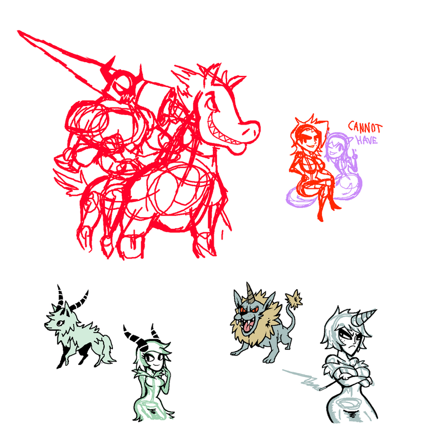 Hellafun doodles by Noland005