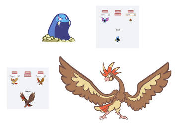 PokeFusions set2 by Noland005