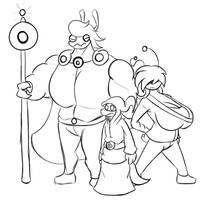 Trio Idea
