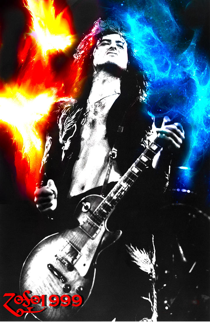 JIMMY PAGE By ZOSO1999