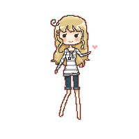 Coco pixel Doll by AngelArt123