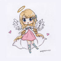 Love Angel by AngelArt123
