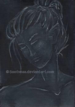 Male Elf (2018) Oil painting