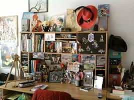 La mia scrivania