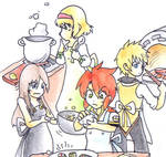 Tales of cooking