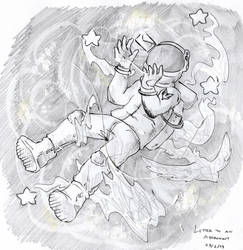 Letter to an Astronaut
