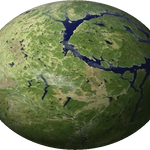 Planet Quebec by ssg-McGary