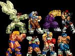 KOF EDITS1 Capcom chara