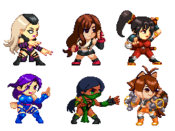 Pocket Fighter Edits2