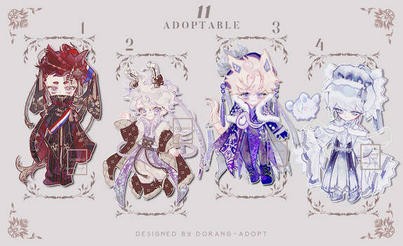 adoptable #11 auction [2/4OPEN]