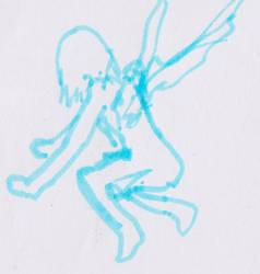 Angel Blues by monmoshi