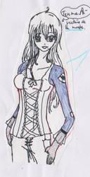 Fashion Victim by monmoshi