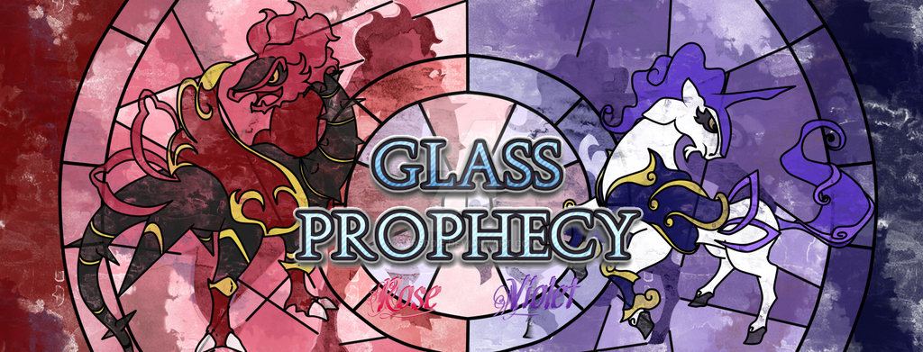 Pokemon Rose and Violet - Glass Prophecy by WFreddie