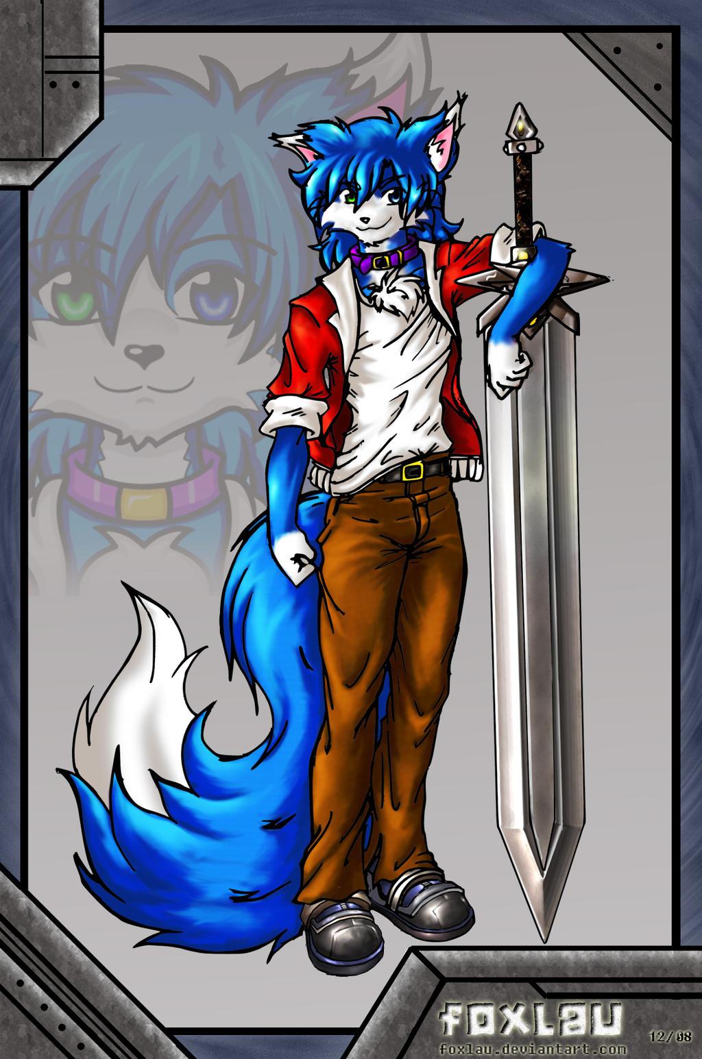 Foxlau - Metal by foxlau