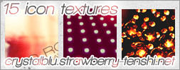 Icon Textures set002 by tamaneko-i-b