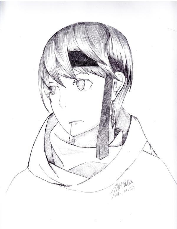 Fire Emblem Awakening - Gaius by tamaneko-i-b