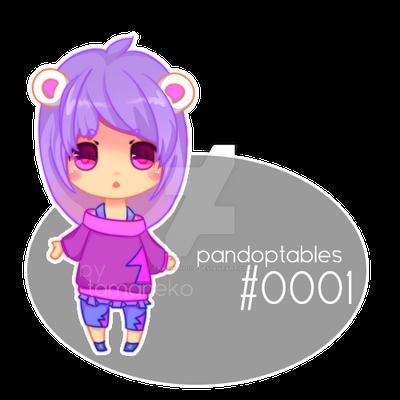 Pandoptable #0001 [OPEN} by tamaneko-i-b