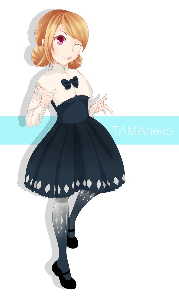 TAMAneko - Youtaite OC by tamaneko-i-b
