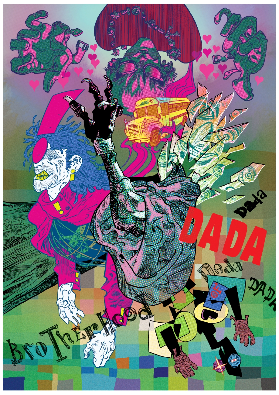 2nd Brotherhood of Dada by OXOTHUK