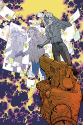 DEEP STATE #5 cover