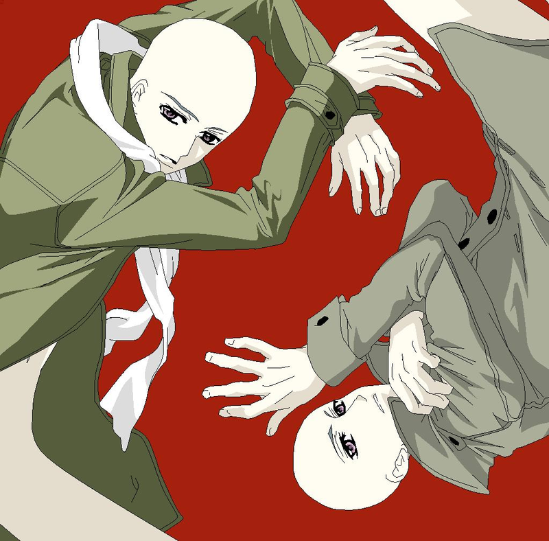 Kiryuu Twins Base by Venulsaa