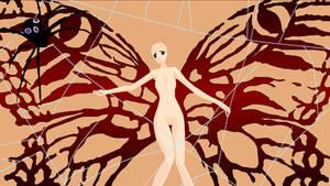 Fallen Butterfly :Base: