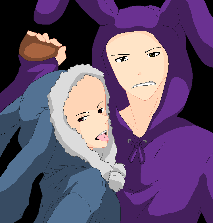 Bunny Hoodie :Base: by Venulsaa on DeviantArt Anime Female Base With Hoodie
