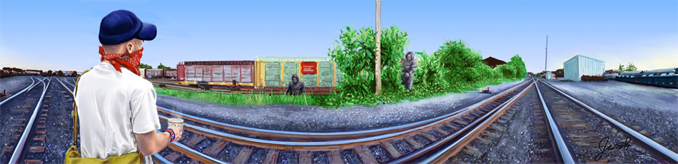 Trainyard by Metajake