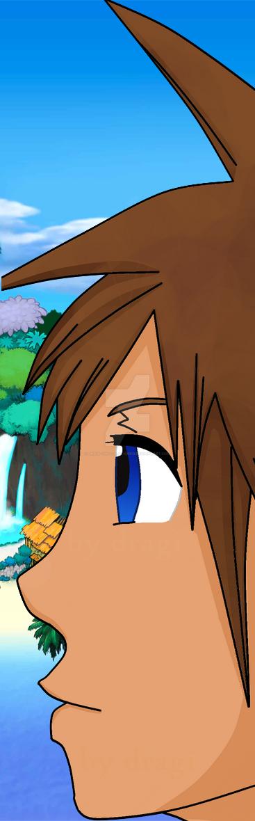 Mes pitits fan arts et dessins ^^ - Page 2 Sora_destiny_island2_by_dragi_chocolat_oreo-d6tw8cy