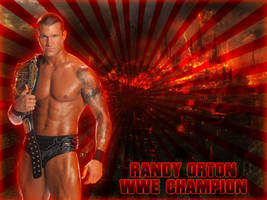 Randy Orton - WWE Champion V2 by DecadeofSmackdownV2