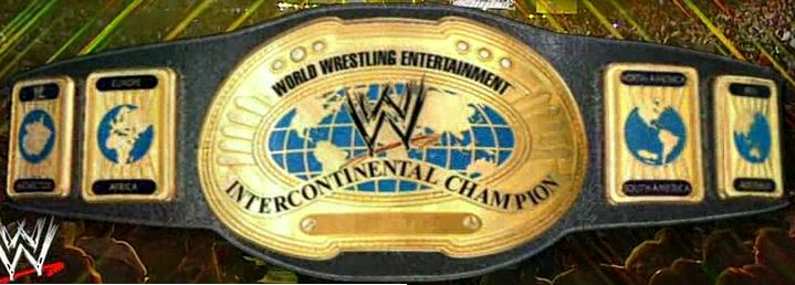Intercontinental champinoship by DecadeofSmackdownV2
