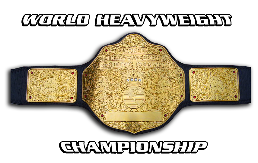 World Havyweight Championshp by DecadeofSmackdownV2