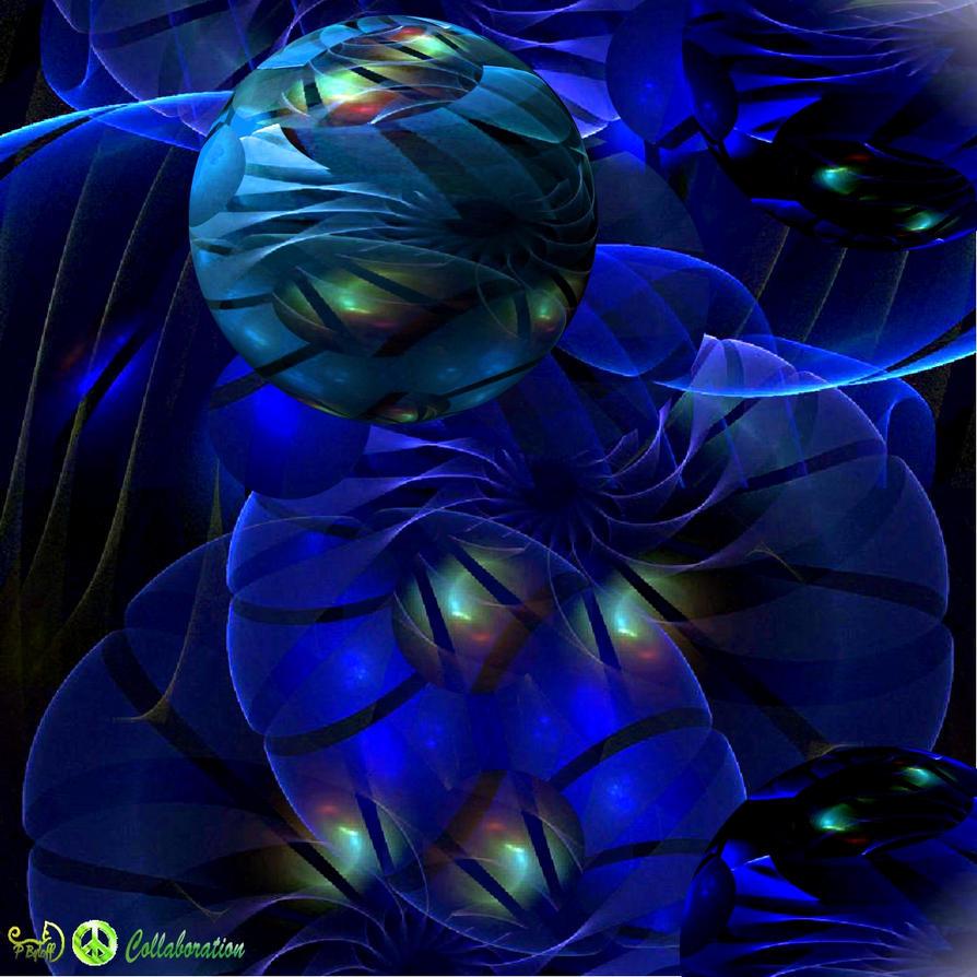 Blue World by MaRoC68