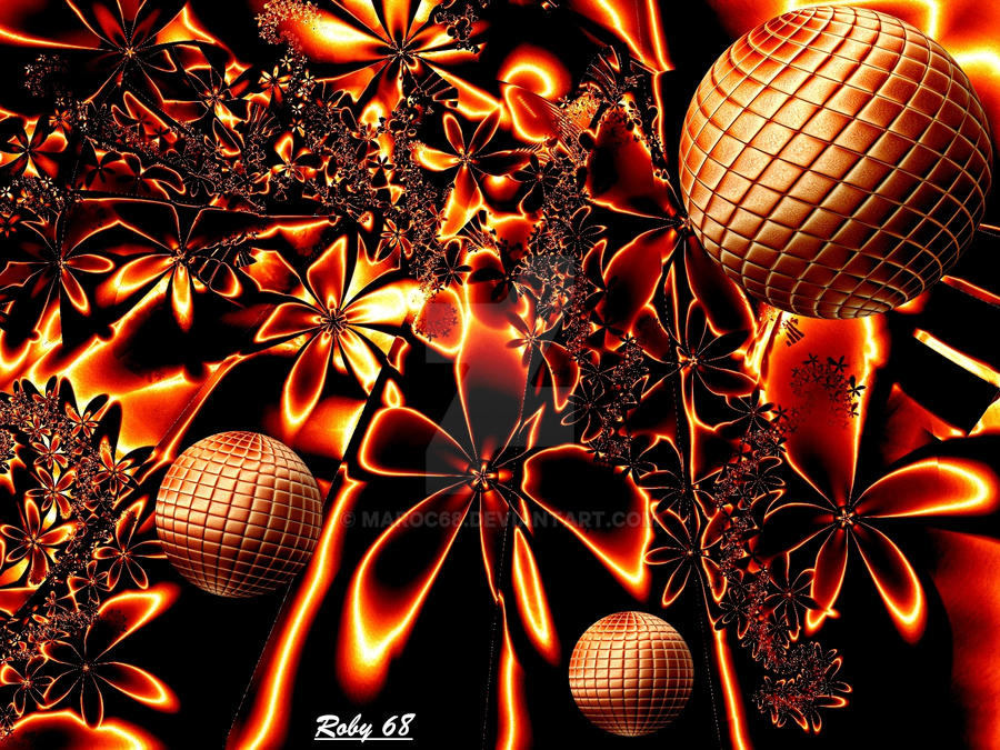 Hellish Garden by MaRoC68