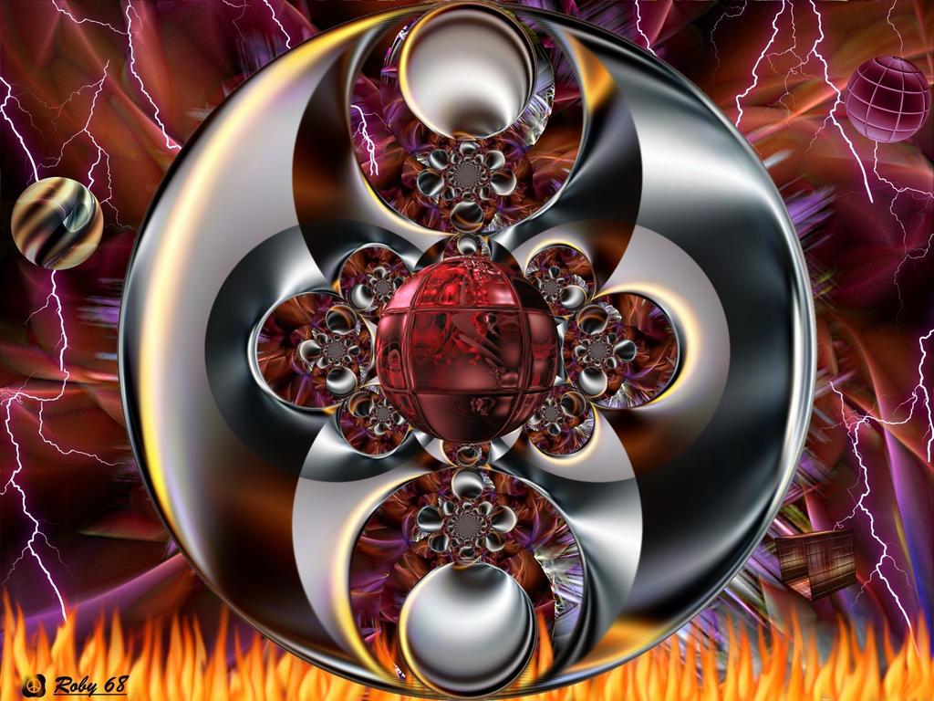 Tempesta Magnetica by MaRoC68