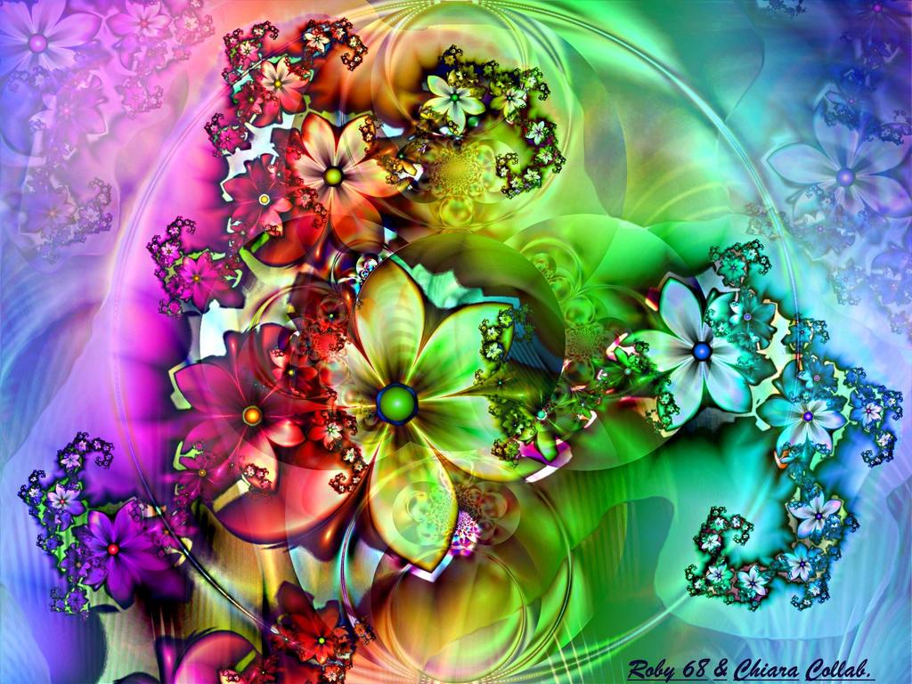 Flowers by MaRoC68