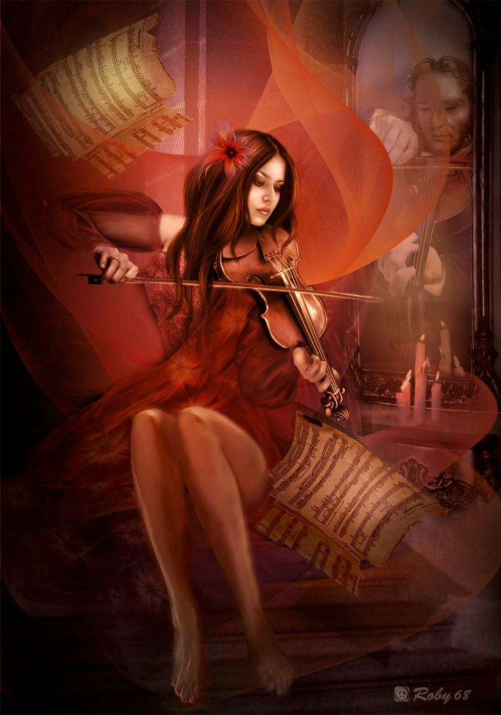 La Musa di Paganini by MaRoC68