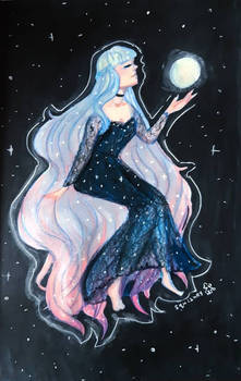 [PR] Moon Goddess SS