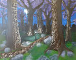 Enchanted Forest by Antares-Art