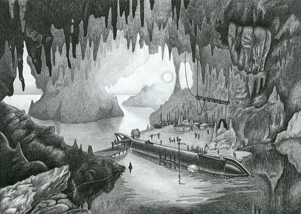 Nautilus 1 by Moorstream