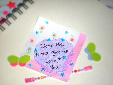 .:Never Give Up:.
