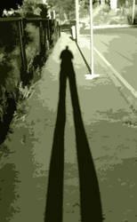 shadow by igrika