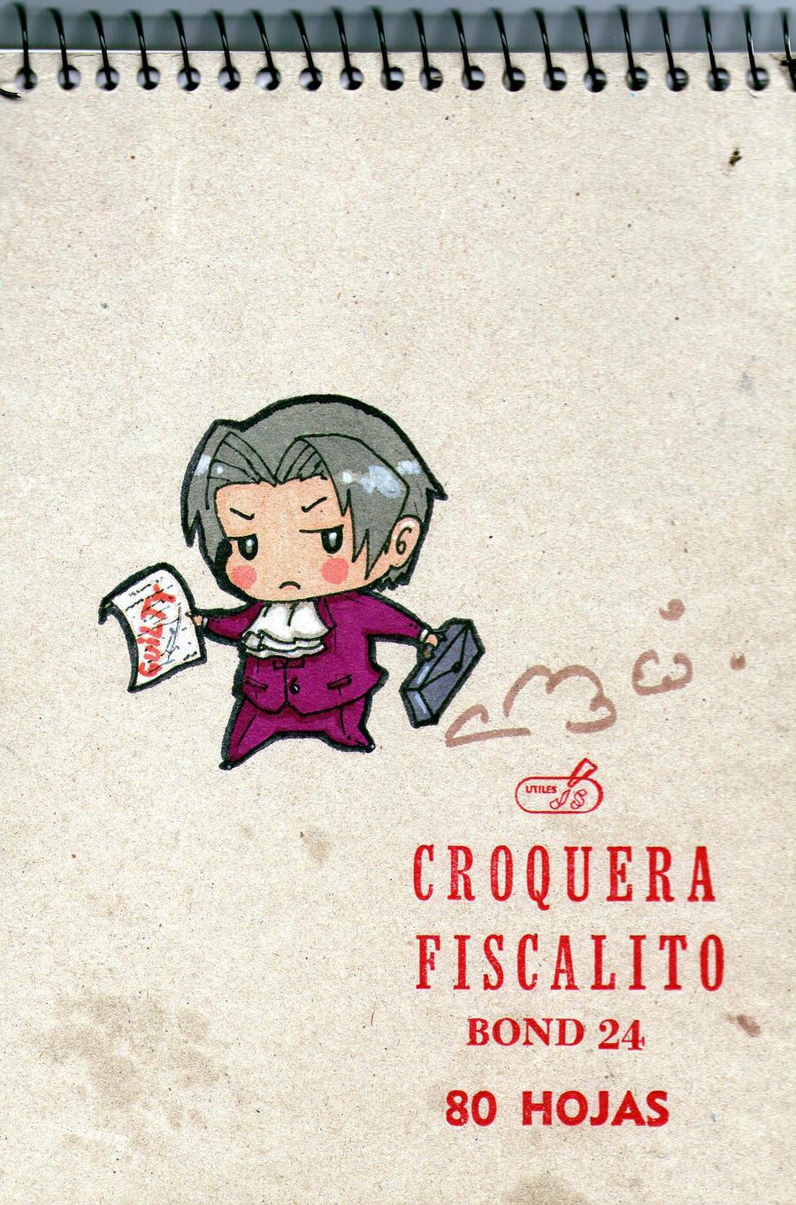 mi nueva croquera by Pachaluche