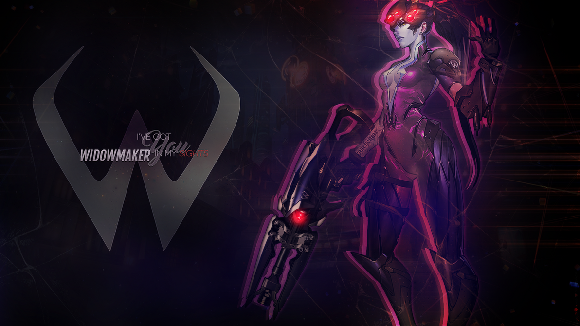 widowmaker overwatch wallpaper 1920x1080 - photo #23