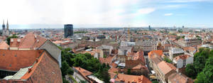 Zagreb panorama VII