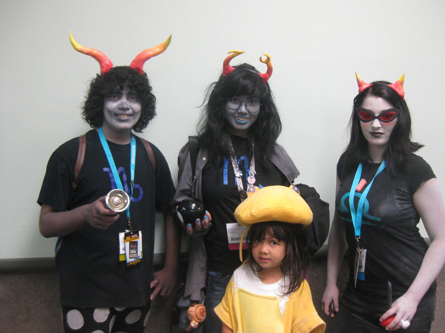 Anime Expo Homestuck Group By Punkanimelover
