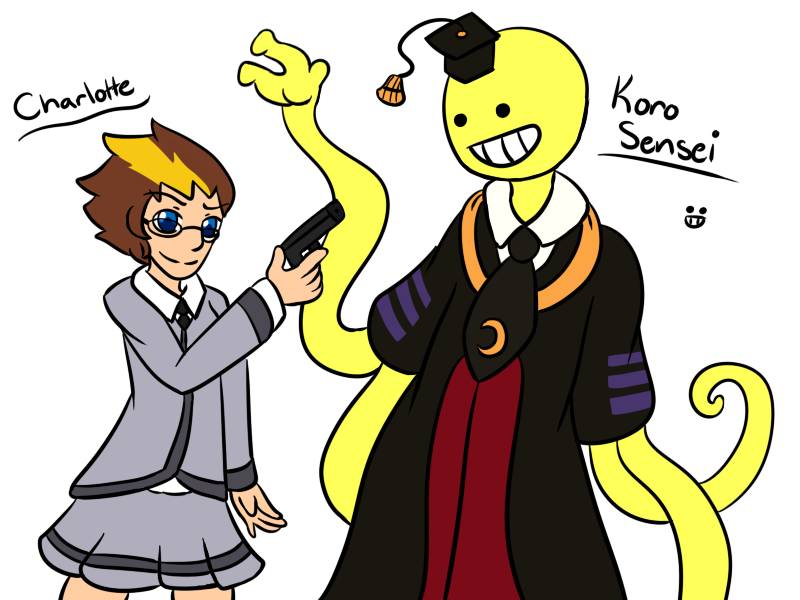 Request: Student and Teacher by punkanimelover