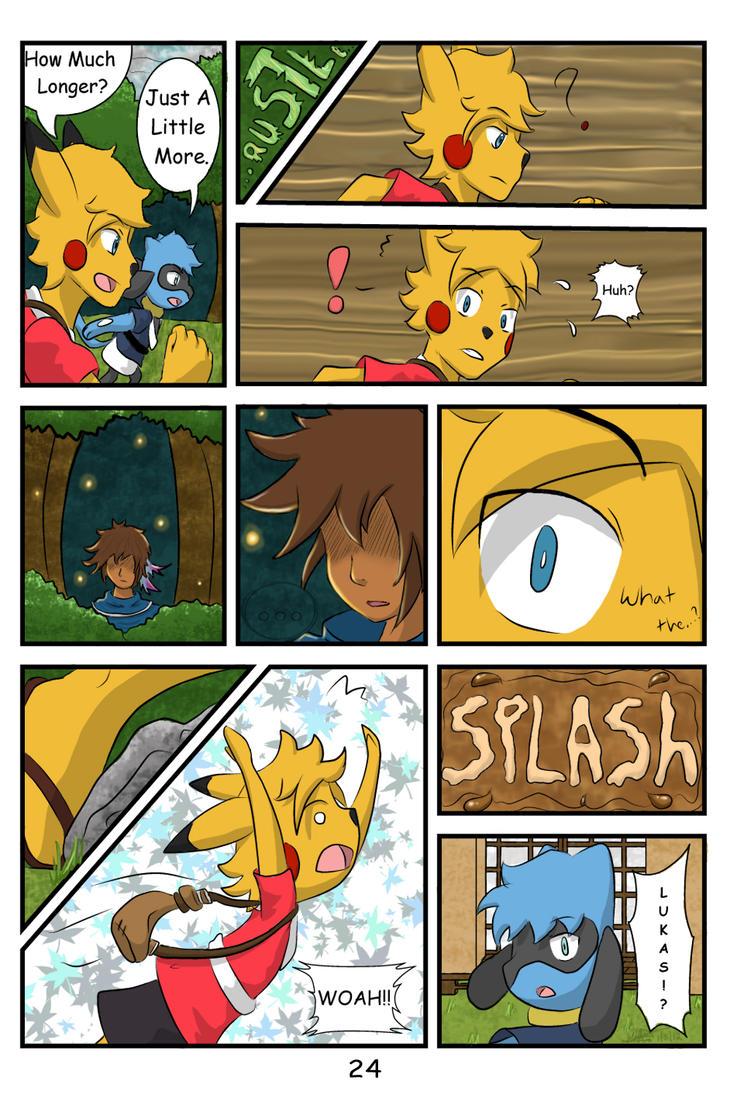 Eternal Destiny Ch. 2- Page 24 by Popokino
