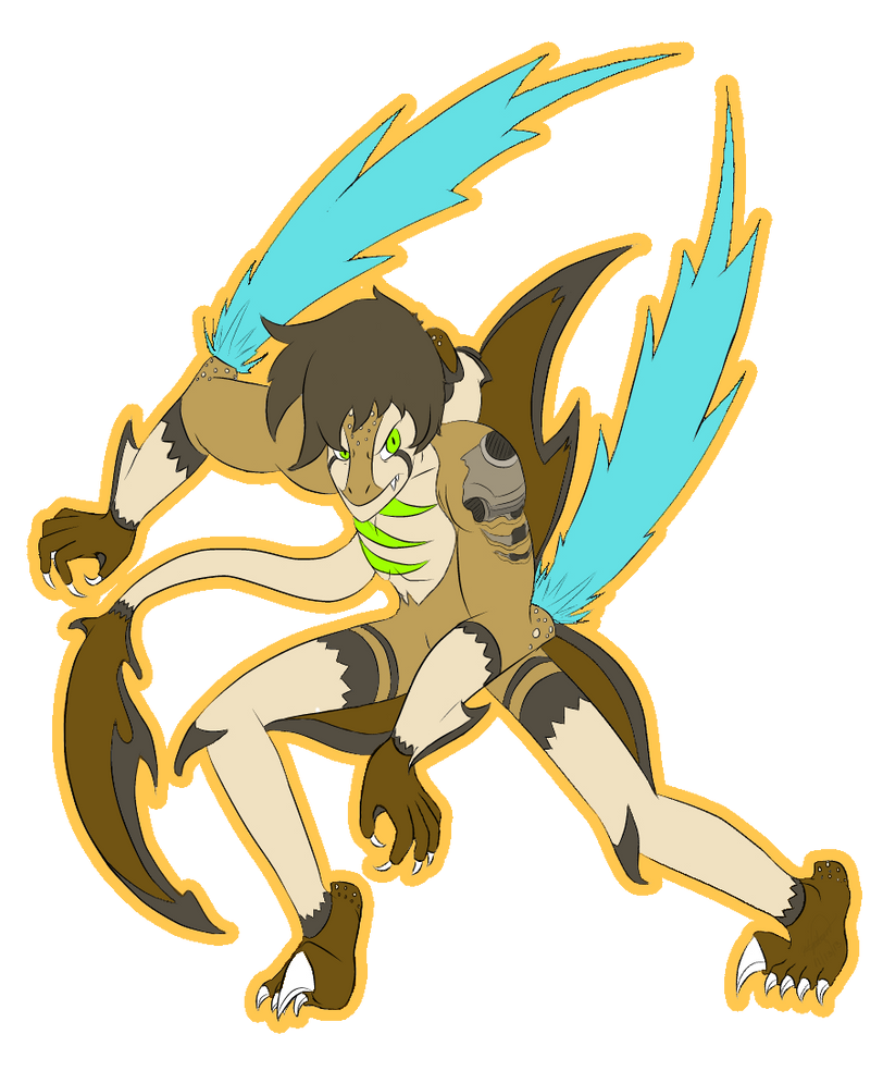 Pokemon ify jay mega evolution by popokino on deviantart - Pokemon tortank mega evolution ...